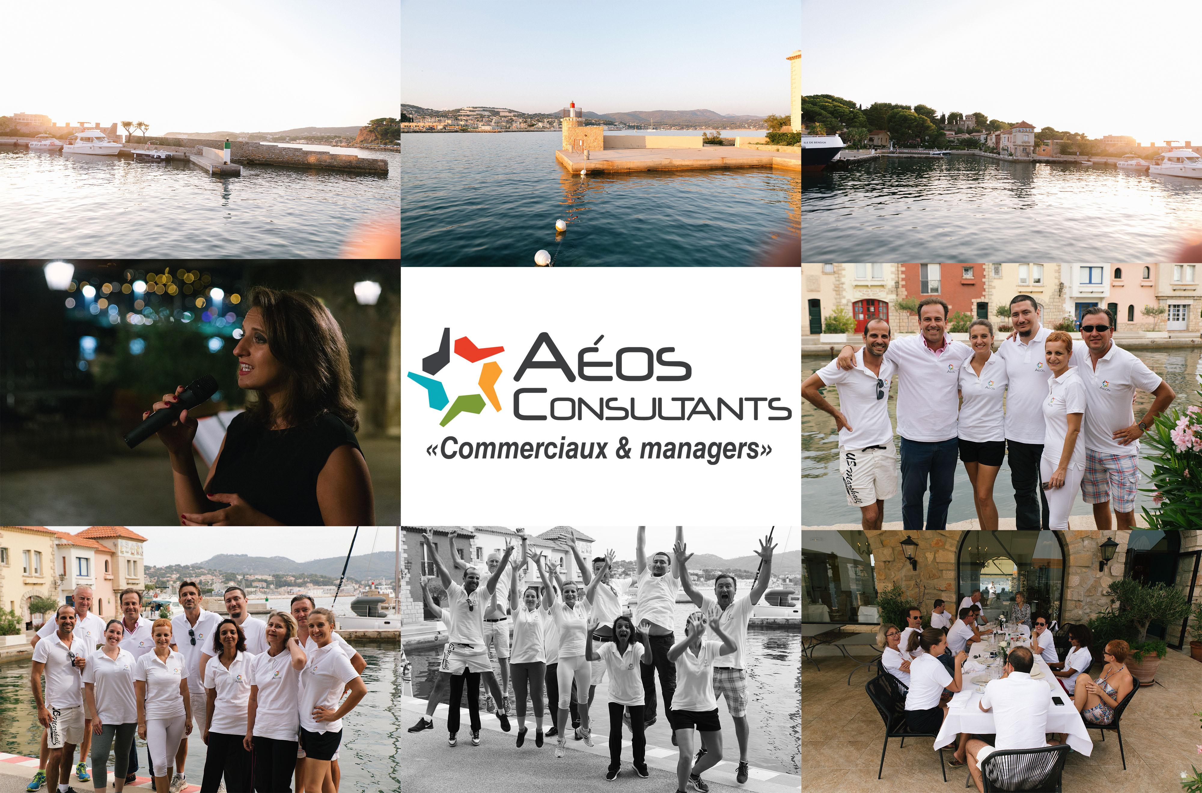 Séminaire AEOS du 09 et 10/09 sur l'Ile de Bendor